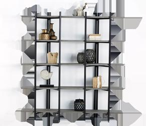 Modern Wall Bookshelves Rst Brands