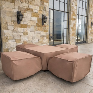 All covers are designed by RST Brands and guaranteed to fit our furniture sets.