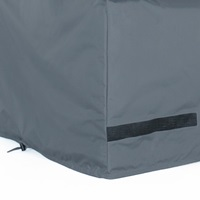 Outdoor covers include air vents to prevent against mold and mildew growth on your furniture.