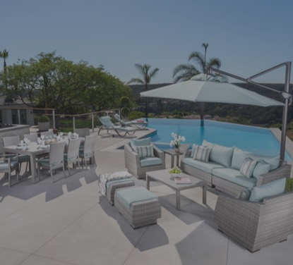 CANNES - Patio And Outdoor Furniture Sets RST Brands