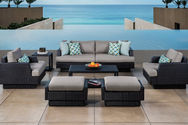Patio And Outdoor Furniture Sets RST Brands Mesmerizing Outdoor Designer Furniture