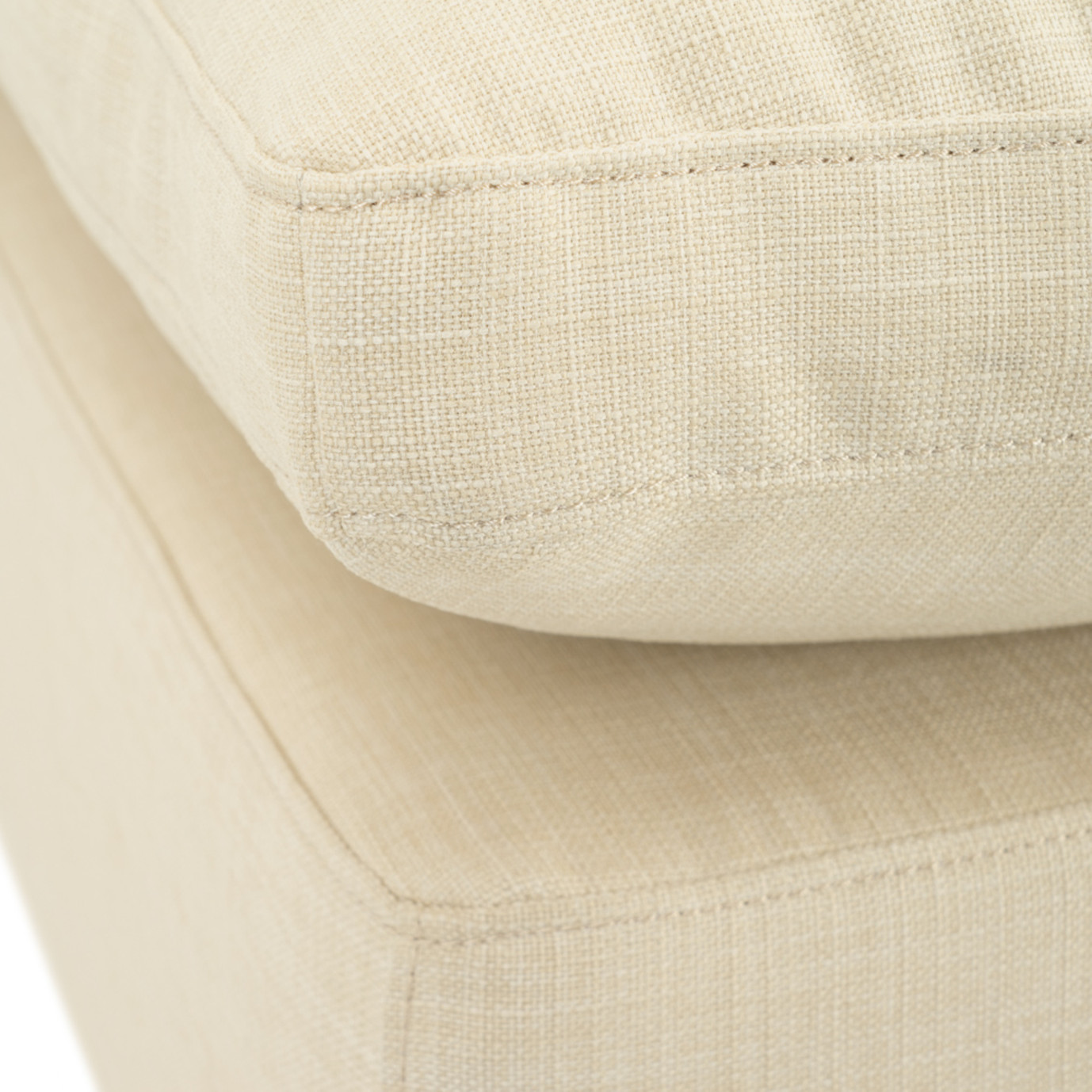 Aria Armless Chair - Beige