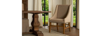 Bella Set of 2 Dining Chairs - Beige