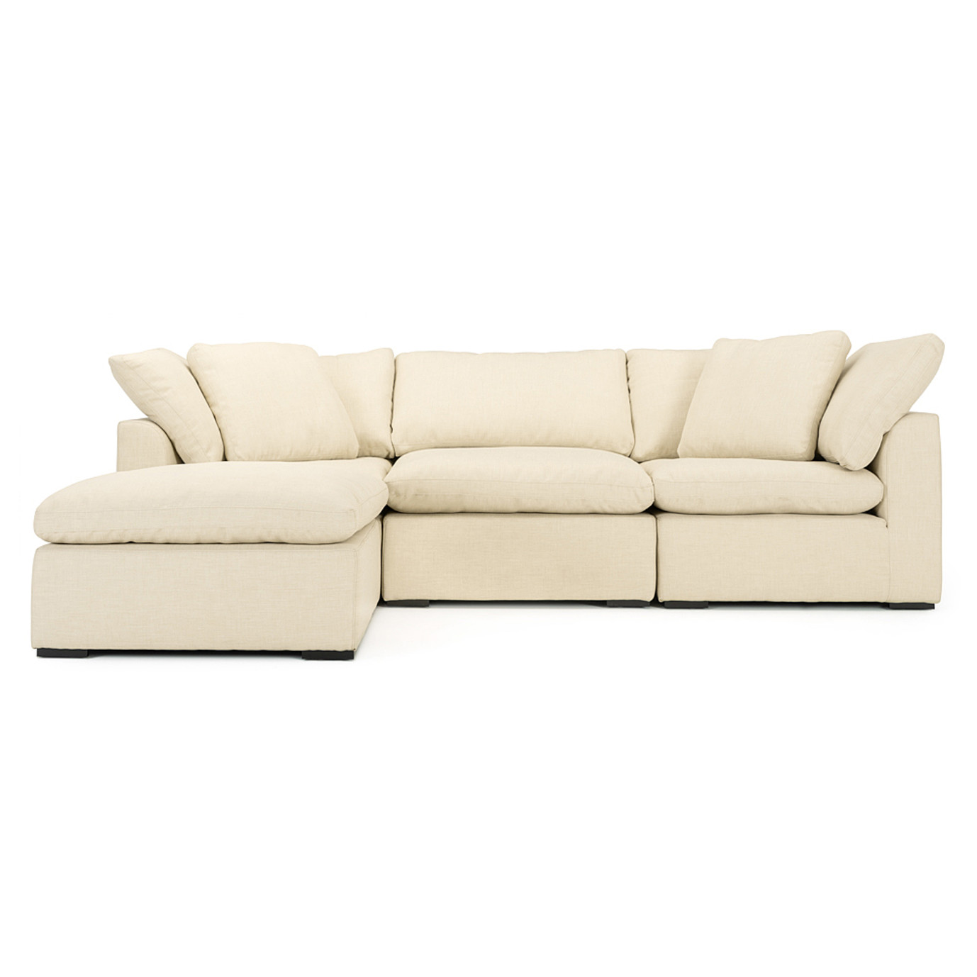 Aria 4pc Seating Set - Beige