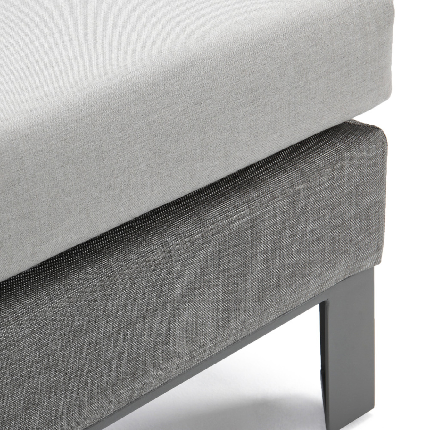 Portofino® Sling Club Ottomans - Space Gray