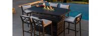 Venetia™ 7 Piece Fire Bar Set