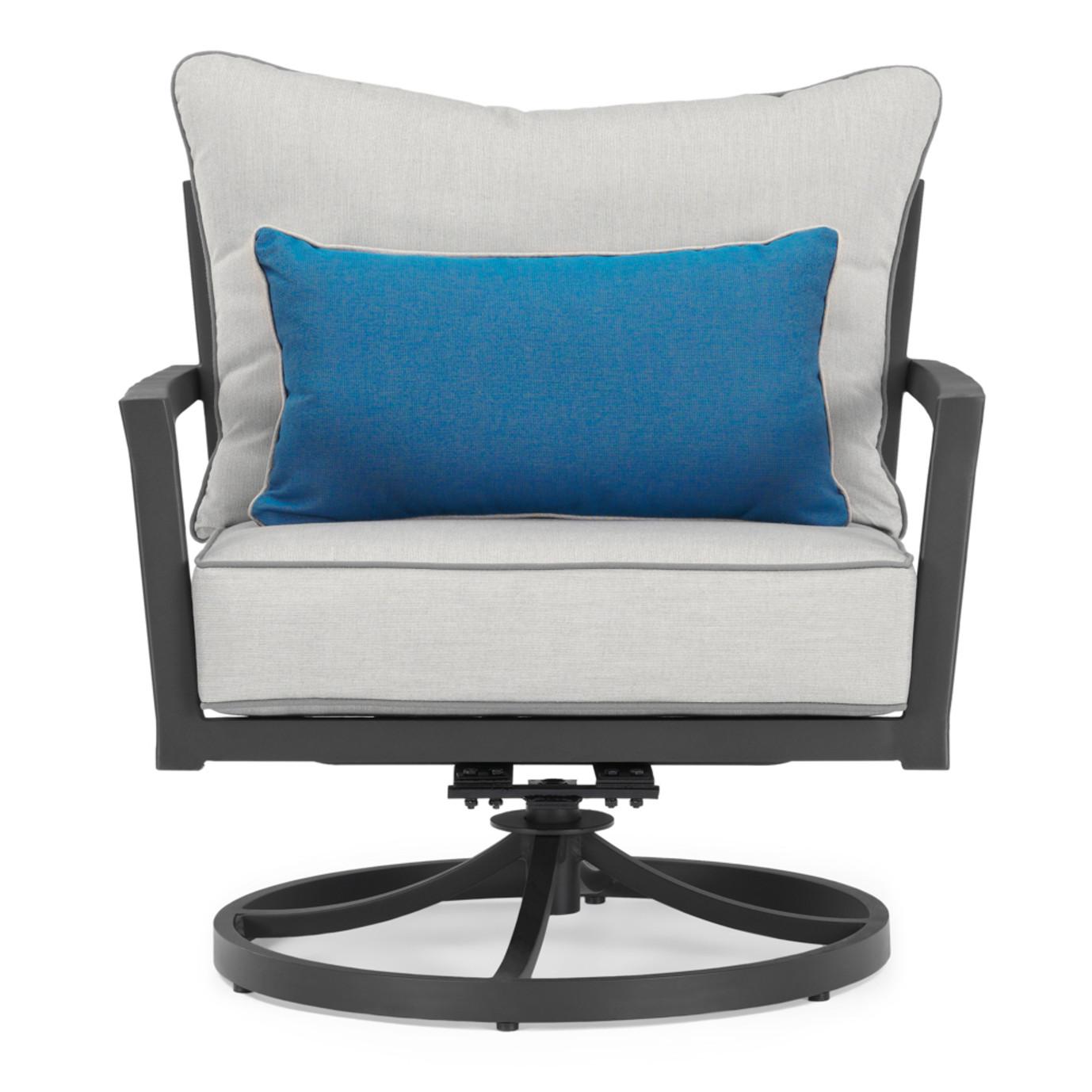 Venetia Set of 2 Motion Club Chairs