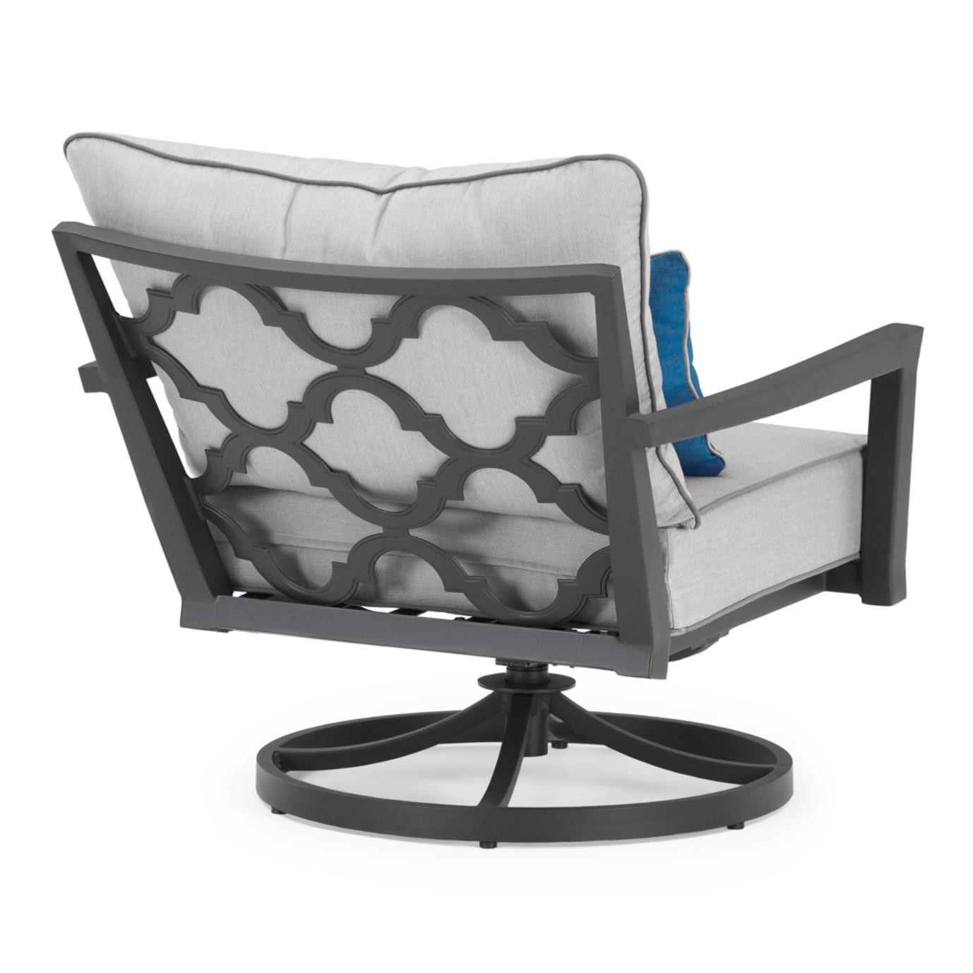 Venetia 5 Piece Motion Club Seating Set