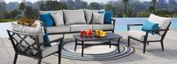 Venetia™ 4 Piece Seating Set