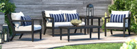 Thelix 5 Piece Seating Set - Sunset Red