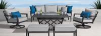 Venetia™ 6 Piece Motion Fire Seating Set