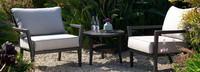 Venetia™ 24x24 Round Side Table