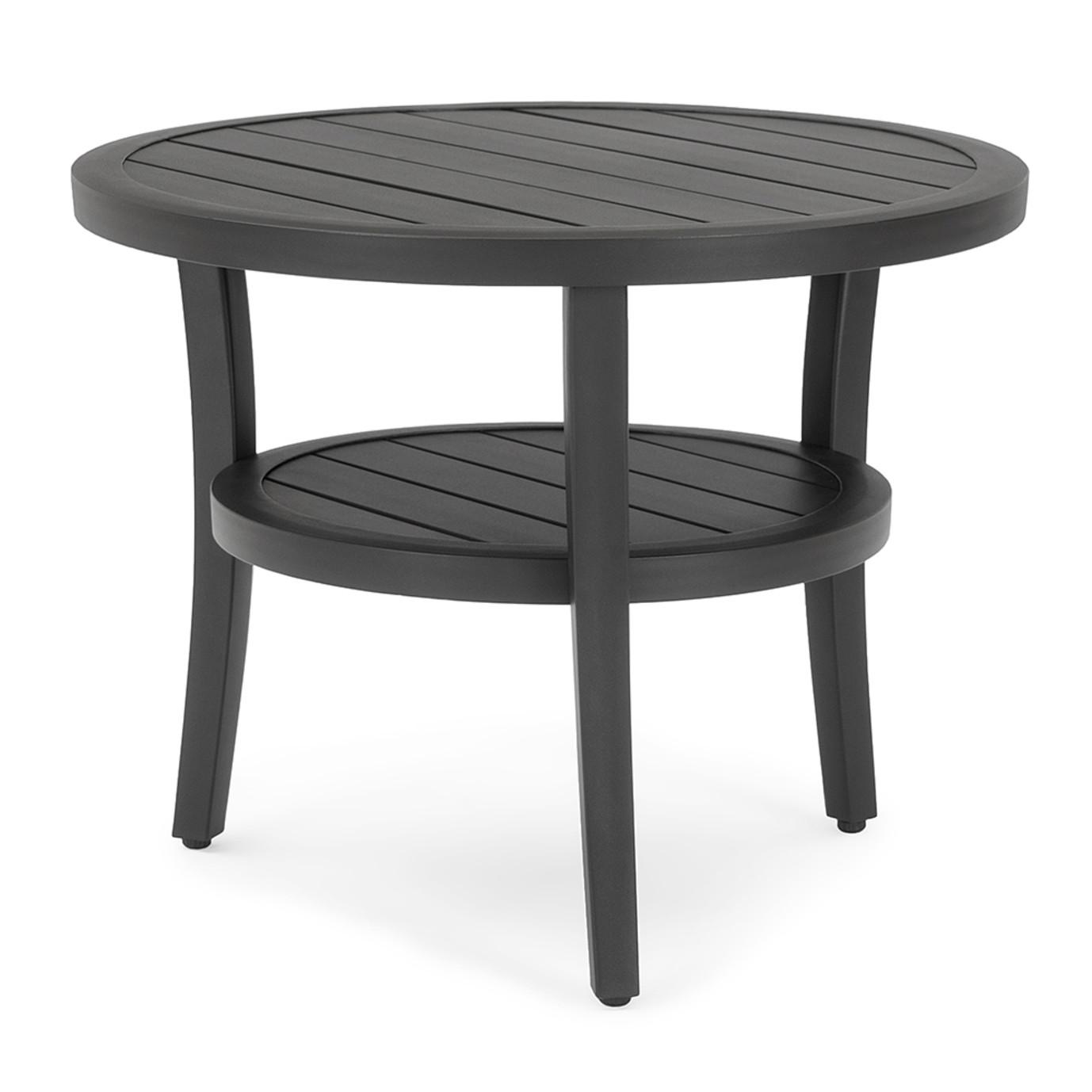 Venetia 24x24 Round Side Table
