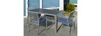 Vera™ 5 Piece Dining Set - Newport Blue
