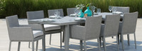 Portofino® Sling 9 Piece Dining Set - Beige Fennel