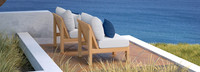 Benson™ Armless Chairs - Bliss Ink