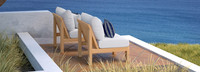 Benson™ Armless Chairs - Centered Ink