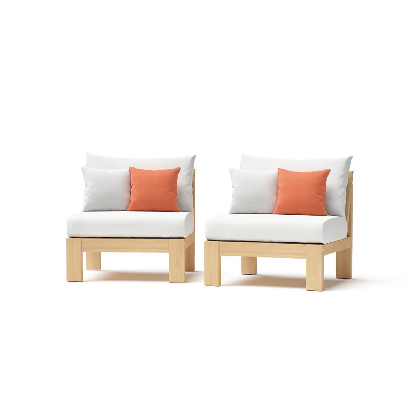Benson Armless Chairs