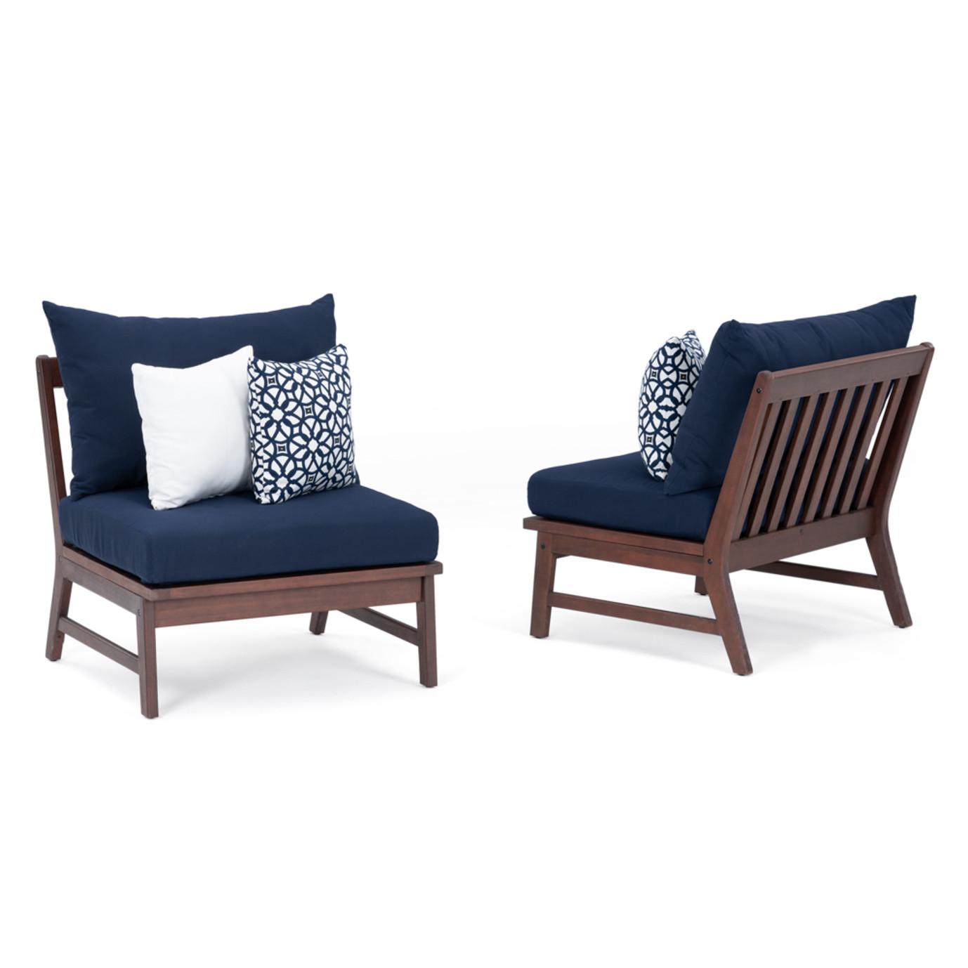 Vaughn Armless Chairs