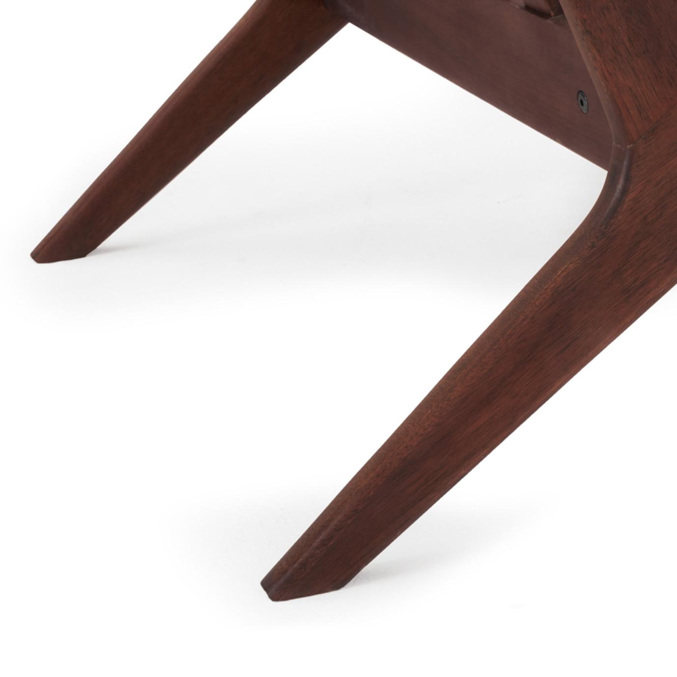 Vaughn Club Chairs - Charcoal Gray