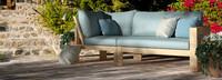 Benson™ Corner Chair - Tikka Orange