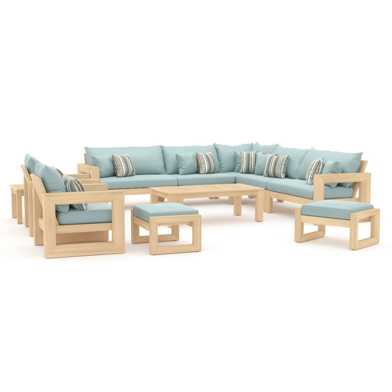 Benson 11 Piece Estate Collection - Bliss Blue