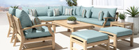 Kooper™ 11 Piece Estate Collection - Bliss Blue