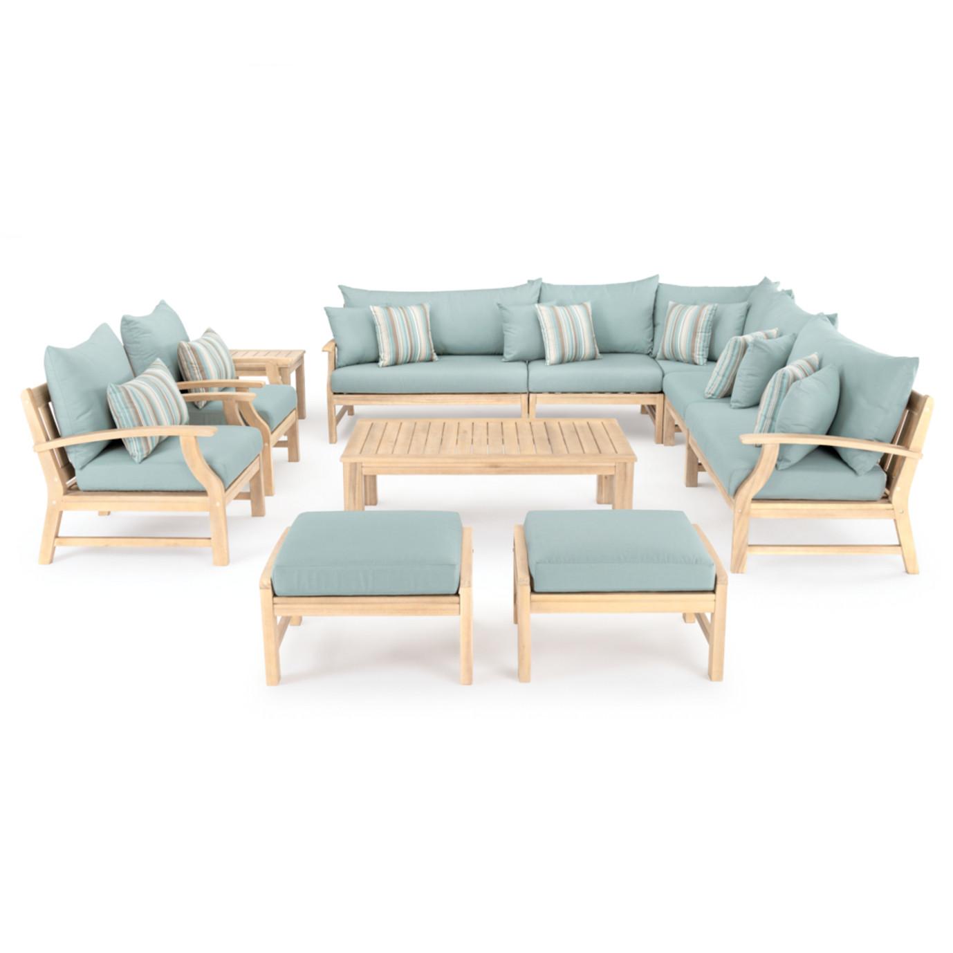 Kooper 11 Piece Estate Collection - Bliss Blue