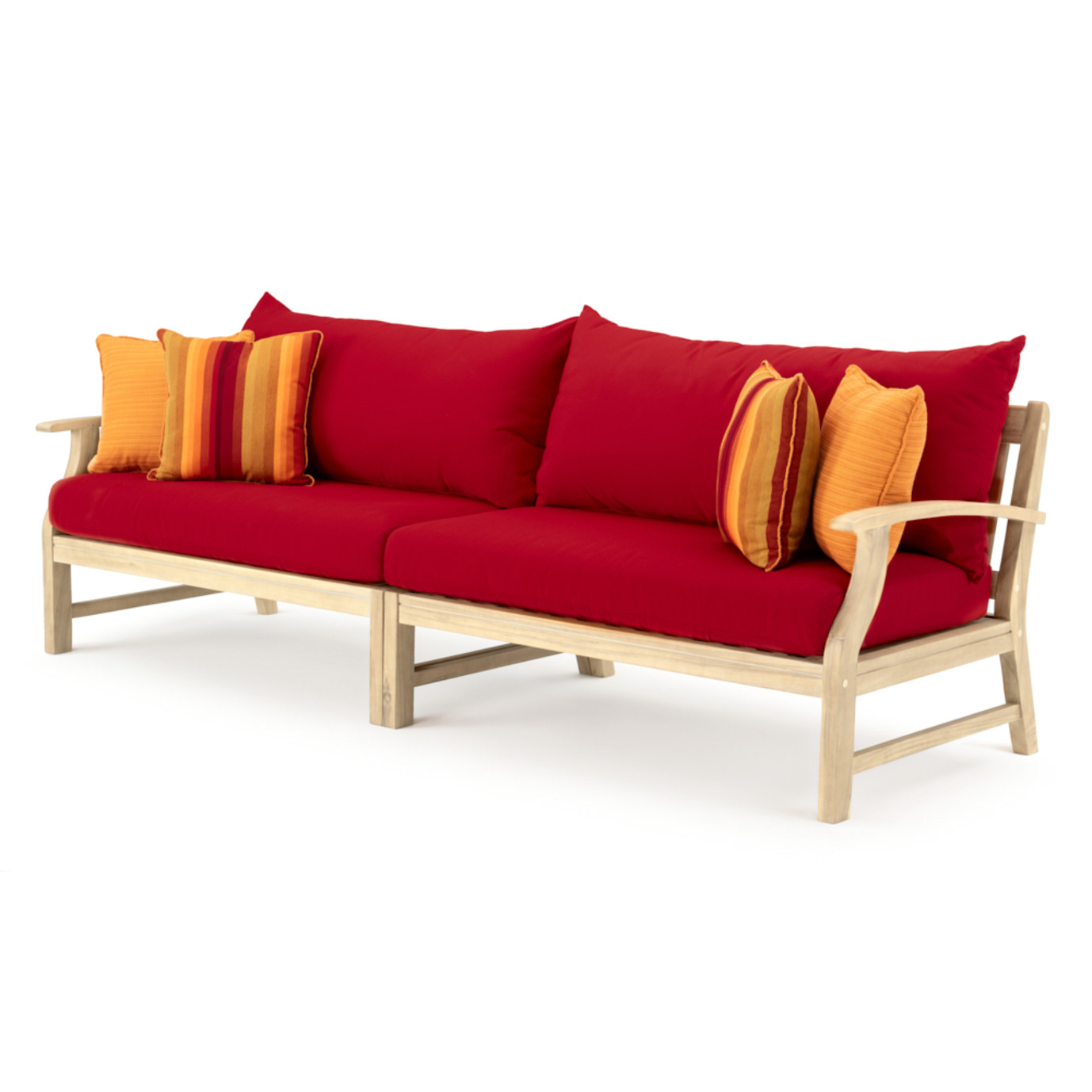 Kooper 11pc Estate Collection - Sunset Red