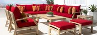 Kooper™ 11 Piece Estate Collection - Tikka Orange