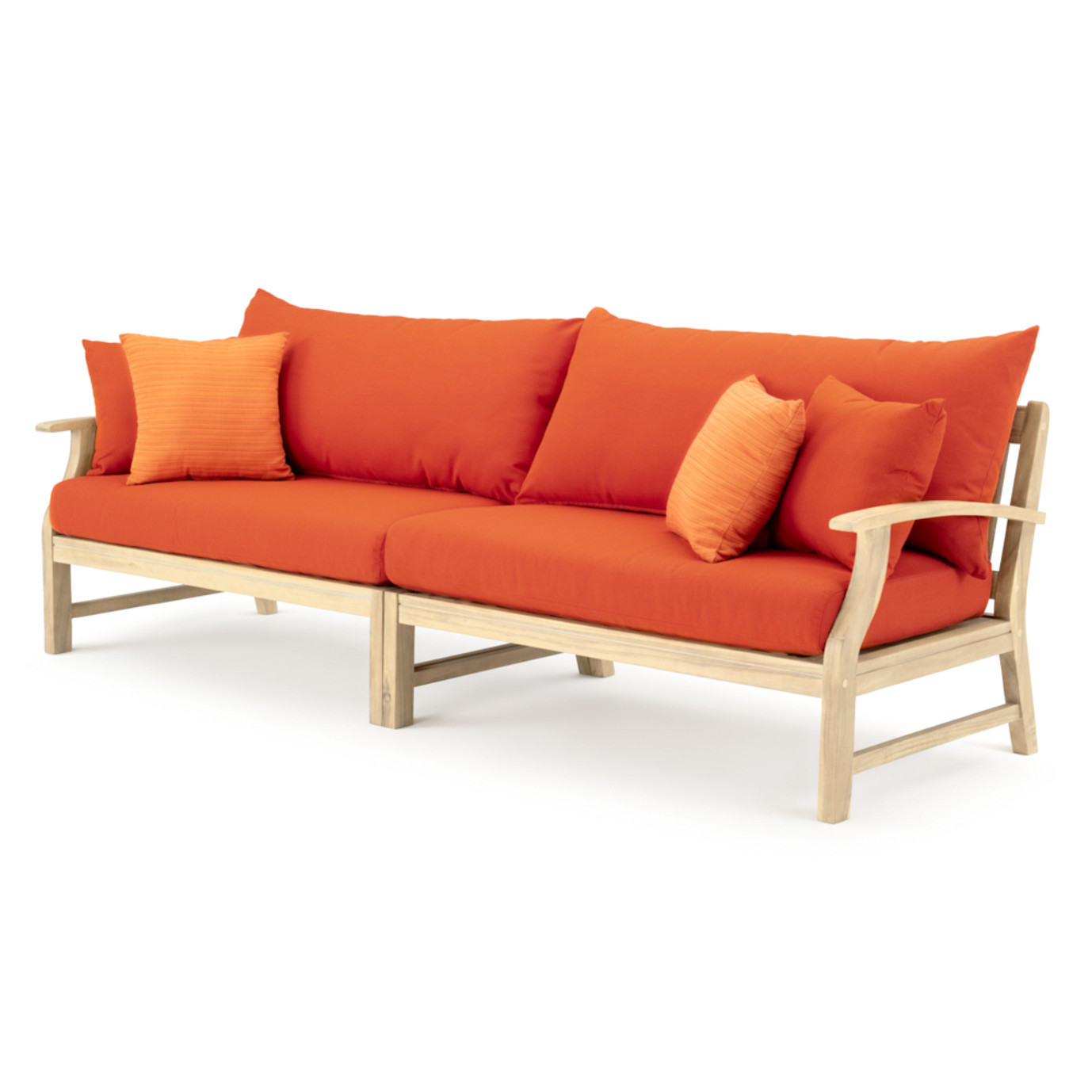 Kooper 11 Piece Estate Collection - Tikka Orange