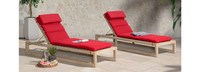 Benson™ Chaise Lounges - Spa Blue