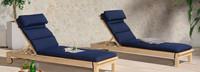 Kooper™ Chaise Lounges - Tikka Orange
