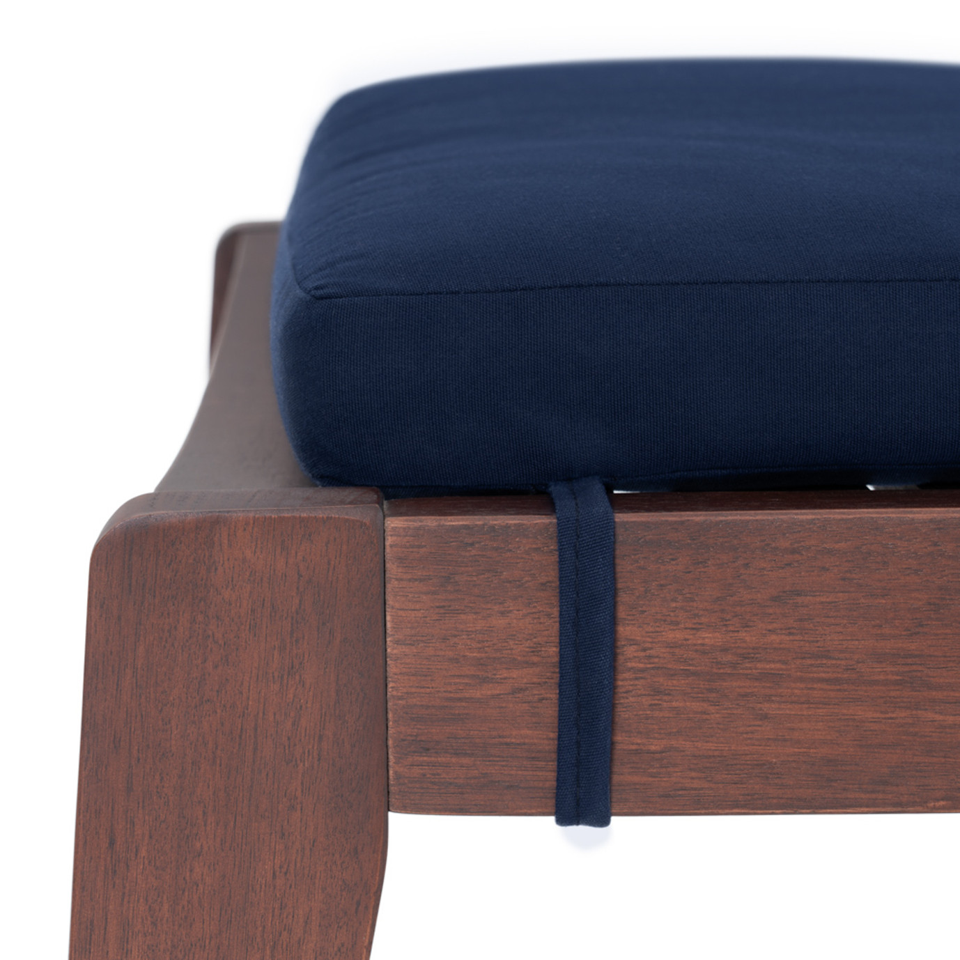 Vaughn Chaise Lounges - Navy Blue