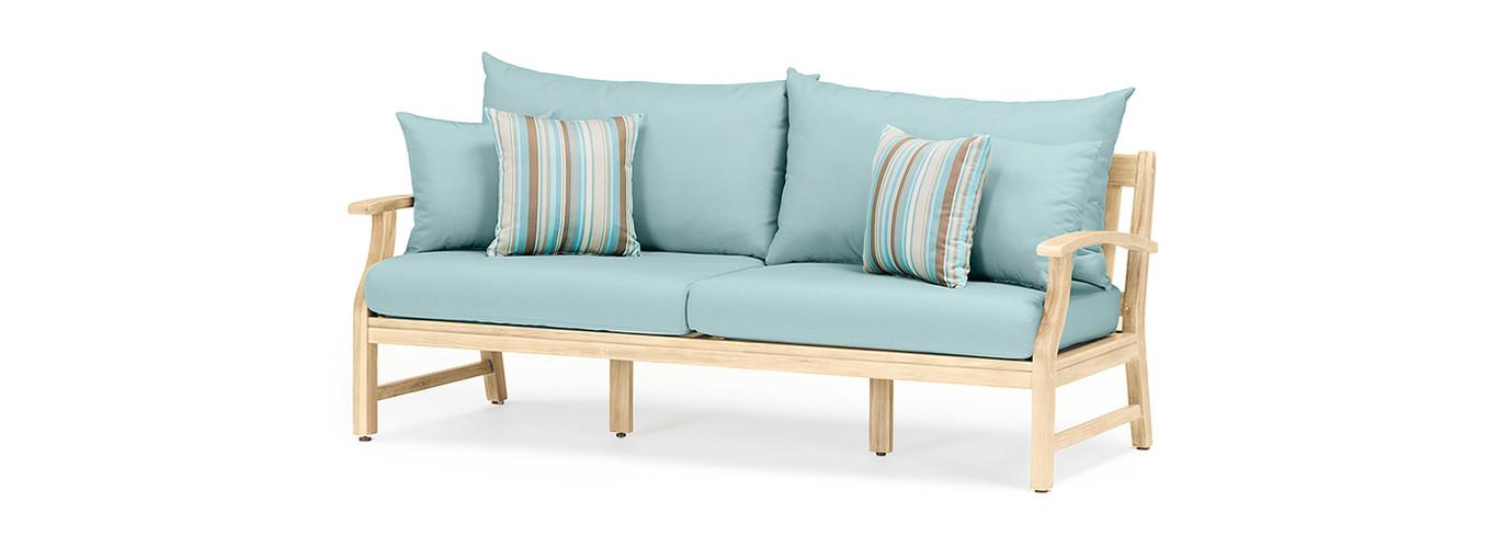 Kooper™ 76in Sofa - Bliss Blue