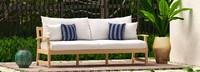 Kooper™ 76in Sofa - Cast Coral
