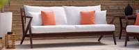 Vaughn™ 76in Sofa - Centered Ink