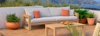 Benson™ 96in Sofa - Cast Coral