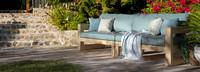 Benson™ 96in Sofa - Navy Blue