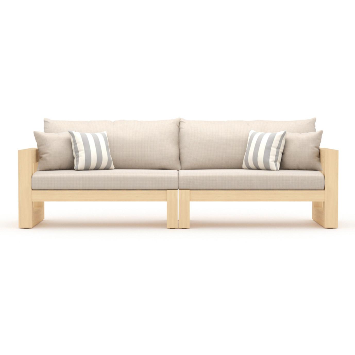 Benson 96in Sofa - Slate Gray