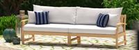 Kooper™ 96in Sofa - Spa Blue