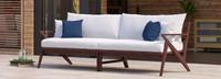 Vaughn™ 96in Sofa - Spa Blue