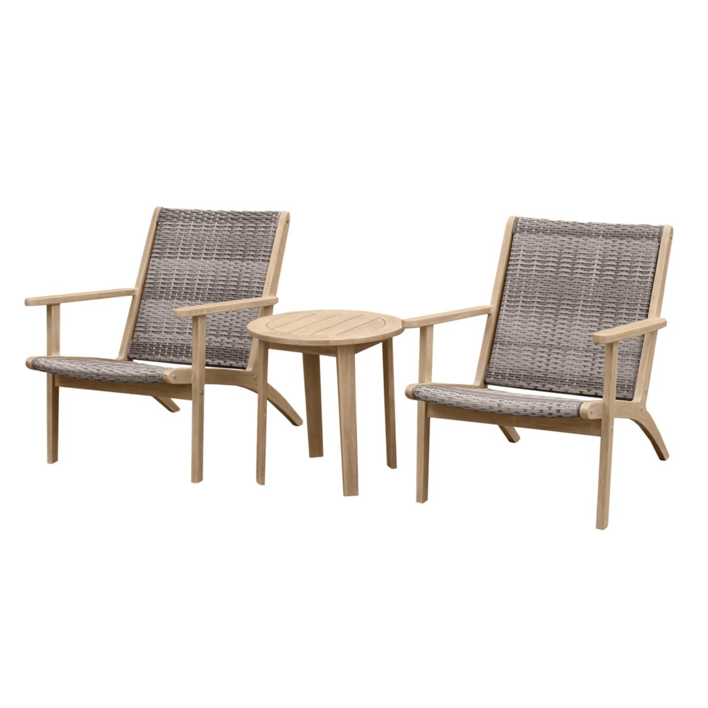 Imani 3pc Seating Set