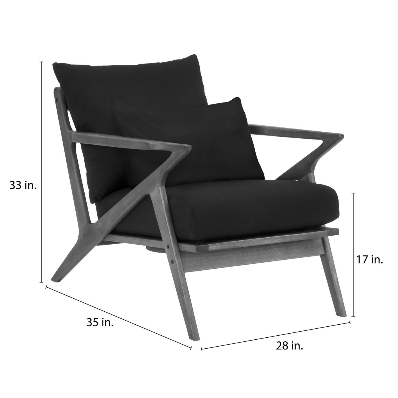 Vaughn 5pc Seating Set - Spa Blue