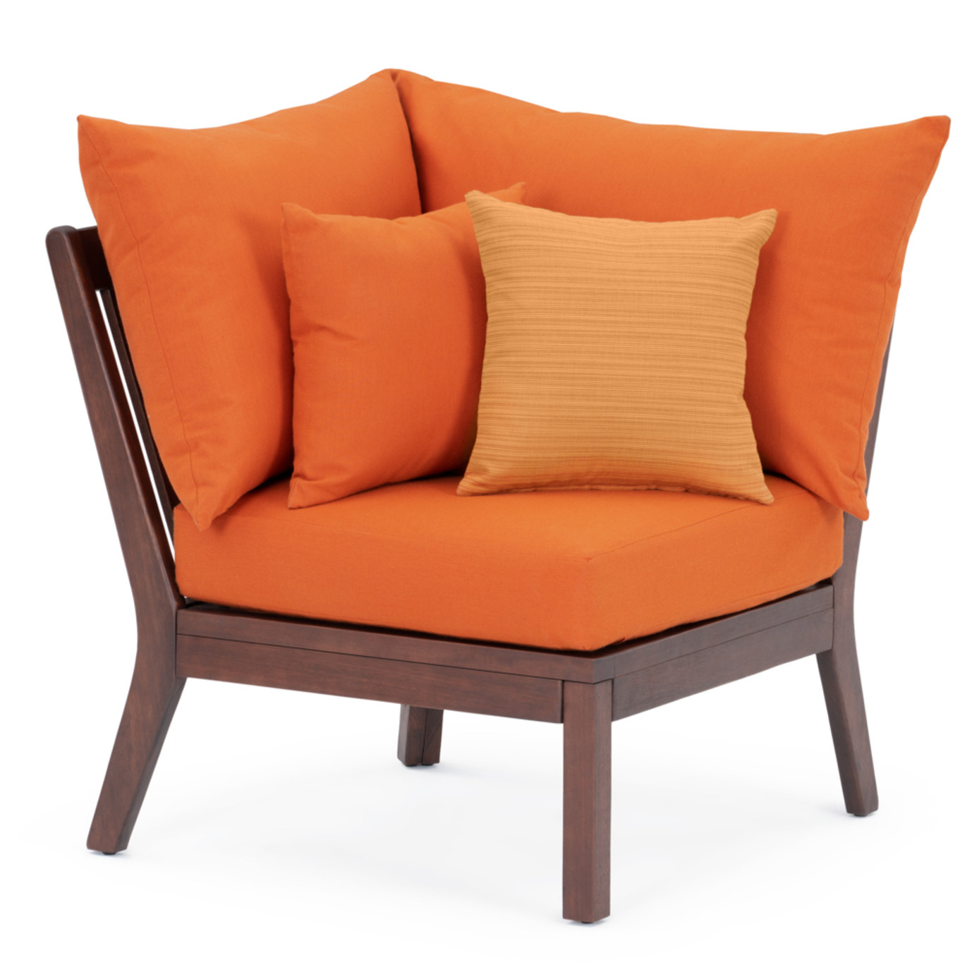 Vaughn 6 Piece Sectional - Tikka Orange