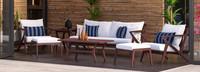 Vaughn™ 7pc Sofa & Club Chair Set - Centered Ink