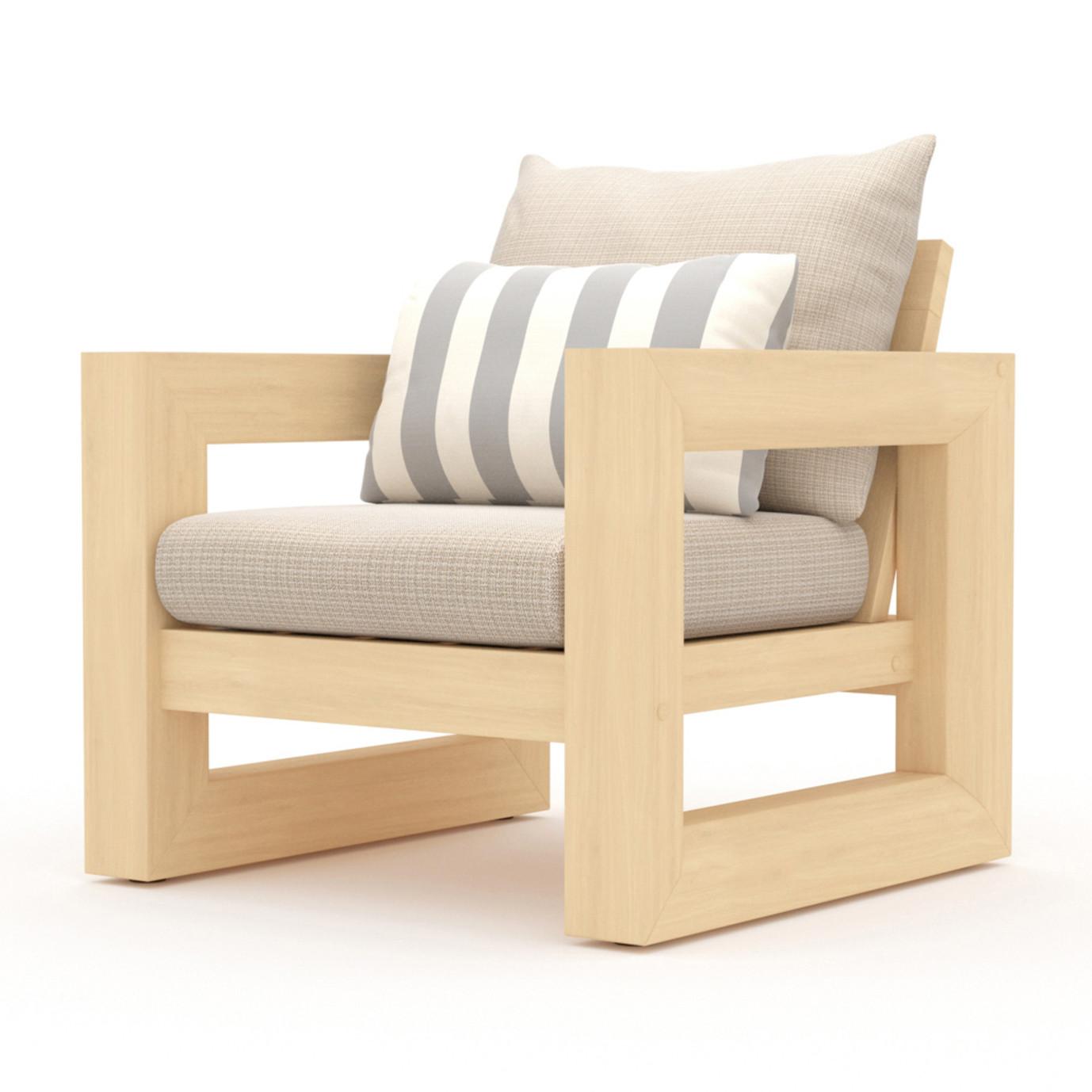 Benson 8pc Sofa & Club Chair Set - Slate Gray