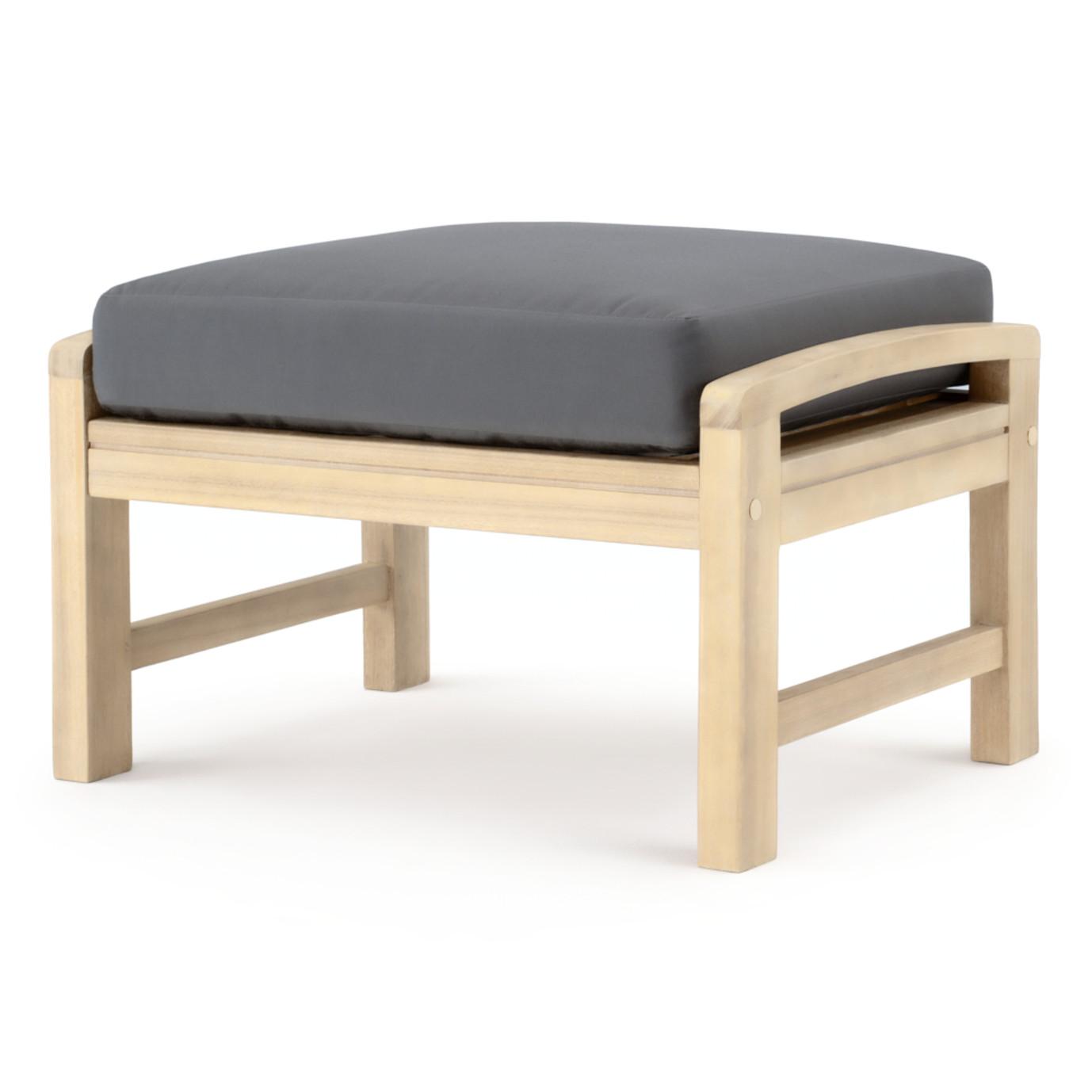 Kooper 8 Piece Sofa & Club Chair Set - Charcoal Gray