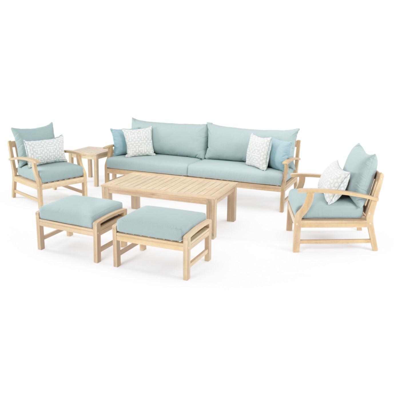 Kooper 8 Piece Sofa & Club Chair Set
