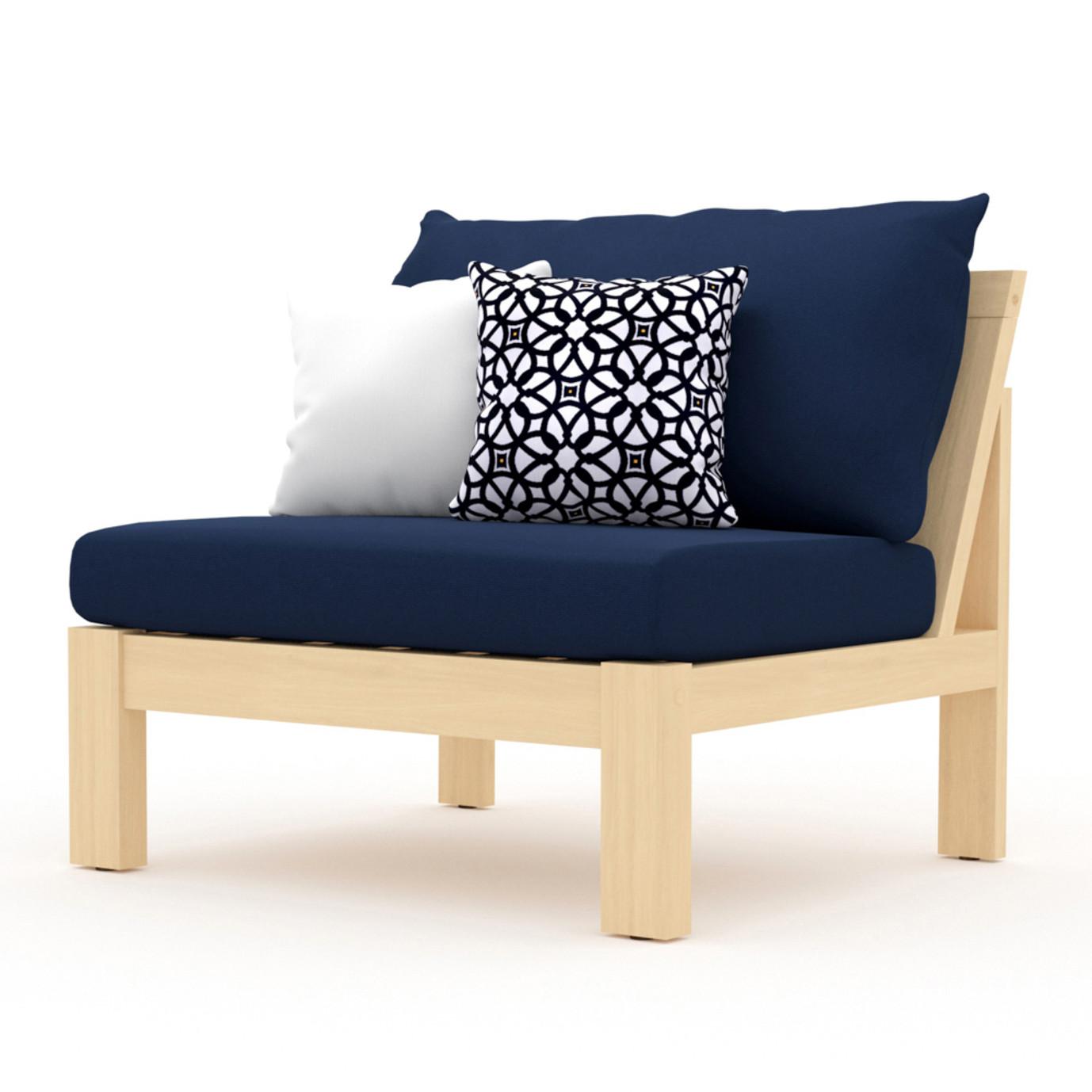 Benson 9pc Seating Set - Navy Blue